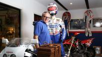 Wayne Gardner's police cell drama: accused of being angry old man