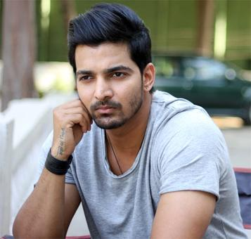 Telugu actor Harshvardhan Rane to play a rockstar