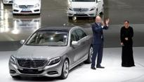 Mercedes reaches for the sky with new S-Class autopilot