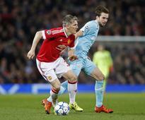 Germany's Schweinsteiger ends international career