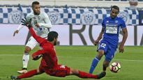 Al Nasr, Al Dhafra play a thrilling draw