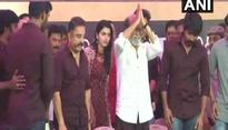 Tamil actors join protest over Cauvery Management Board