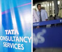 Nifty IT index hits 52-week high; TCS nears record high
