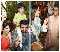 Ganpati Visarjan 2016: Check Out the Pictures of Bollywood Celebs Bidding Farewell to Lord Ganesha