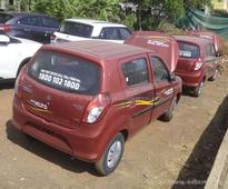 Maruti Suzuki Alto 800 facelift fully revealed in spy shots; to be launched soon