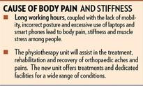 Ruby Hall Clinic in Hinjewadi opens physiotherapy facility