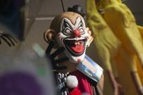 Creepy Clown Sightings Across England, Australia