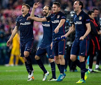 Champions League PIX: Atletico stun Barcelona at fortress