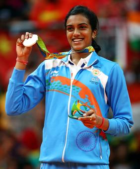 Highlights of Day 14: Sindhu clinches historic silver; others disappoint
