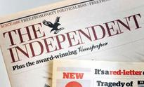Famous UK newspaper The Independent bows to the onslaught of the Internet, to stop printing at the end of March 2016
