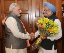 PM wishes Manmohan Singh on birthday