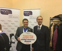 Motor Neurone Disease Reception