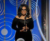 Oprah, 'Three Billboards' triumph at Golden Globes Awards