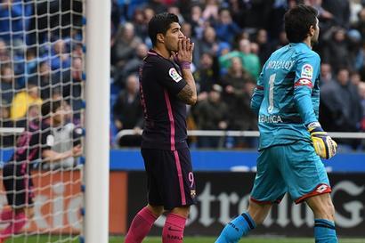 La Liga: Deportivo stun Barca