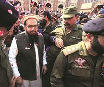 Hafiz Saeed declared a terrorist: China's failure behind Pakistan move?