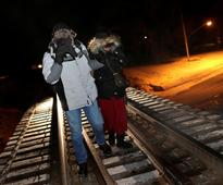 Door knocks in the dark: The Canadian town on front line of Trump migrant crackdown