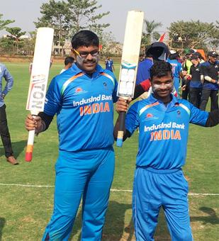 India beat SL, enter final of T20 World Cup for the Blind