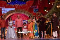 Award for Hema Chaudhary, Amruthavarshini 5 years event