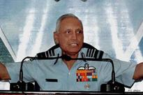 IAF ex-chief changed norms to favour AgustaWestland: CBI FIR