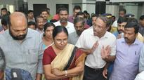 Minister soft-pedals on Kochi cancer centre