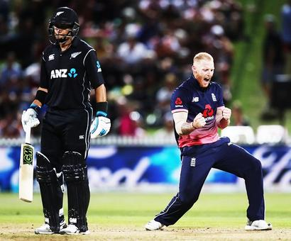 PHOTOS: New Zealand beat England by 3 wickets as Stokes returns