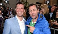 Adam Sandler Does the Coolest Thing Ever For Fan Who Looks Just Freaking Like Him