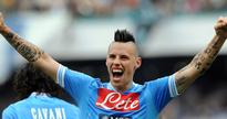 Hamsik cools transfer talk