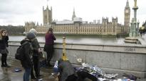 In Pictures | The 'marauding terrorist attack' near the UK Parliament