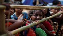 Rohingya crisis:Aung San Suu Kyi meets UN chief, Tillerson