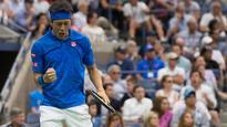 Nishikori  gets Davis Cup day off
