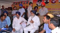 Badal snubs BJP, says law and order situation fine in Punjab