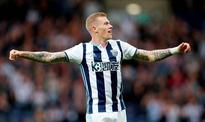 James McClean on target as West Brom heap more misery on Slaven Bilic's West Ham