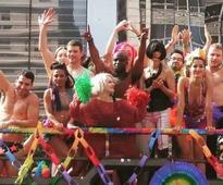 'Sense8' Cast Does Sao Paulo Pride