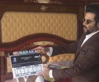 Watch: Anil Kapoor kick-starts nephew Arjun Kapoor's Mubakaran shoot