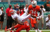 Florida AD Jeremy Foley suggests no long-term revival of Gators-Hurricanes