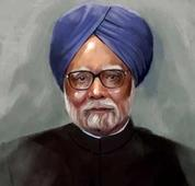 Manmohan's history begins to take shape at home