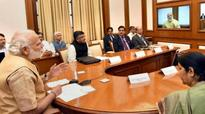 Budget overhaul, advancement of session on Cabinet agenda