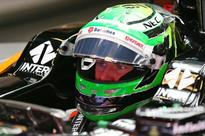 Sahara Force India Out Of Luck In Bahrain