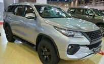 Toyota Fortuner and Land Cruiser 200 gets TRD treatment... for the Middle East only
