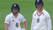 Jennings hits century in Durham victory