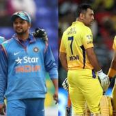 Suresh Raina's wish to MS Dhoni will make you fondly remember their partnership for India and CSK