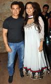PIX: Aamir, Juhi celebrate 25 years of Qayamat Se Qayamat Tak