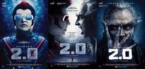 Rajinikanth, Akshay Kumar's 2.0 faces sky