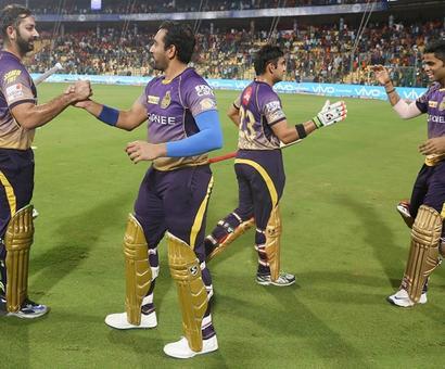 Gambhir all praise for bowlers