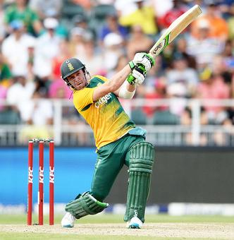 De Villiers ruled out of first three ODIs vs India