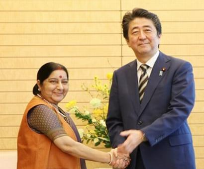 Sushma's Tokyo visit: Bringing Japan closer