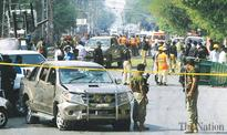 Police official killed, BDS personnel injured in twin IED blasts in ...