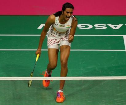 Sindhu sails into maiden semi-final of French Open; Sai Praneeth exits