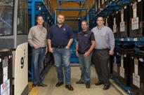 Hot MHE Products for Cold Storage Giants