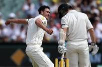 Starc warms up for Ashes with hat-trick in Sheffield Shield
